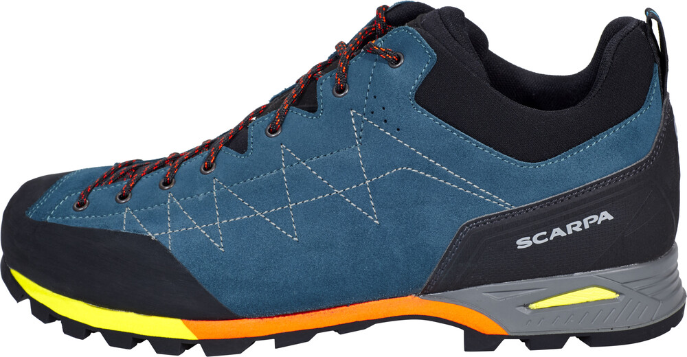 Chaussures Scarpa Zodiac Noir A7xQpj0